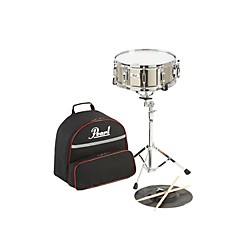 Pearl SK-900 Snare Drum Kit with Backpack Case (SK-900)