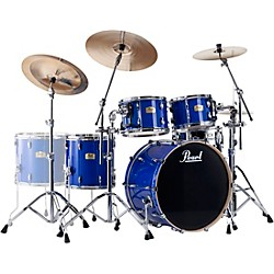 "Pearl Session Studio Classic 4-Piece Shell Pack with 24"" Kick and Free 14 Inch Floor Tom (SSC944XUP/C113)"