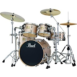 "Pearl Session Studio Classic SSC924XUP/C 4-Piece Shell Pack with 22"" Bass Drum (SSC924XUP/C361 Kit)"