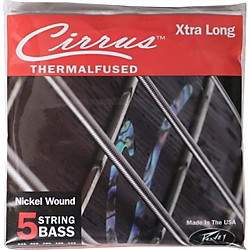 Peavey Cirrus Stainless Steel Strings 5XL (00379270)