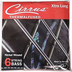 Peavey Cirrus Stainless Steel Strings 6XL (00379280)