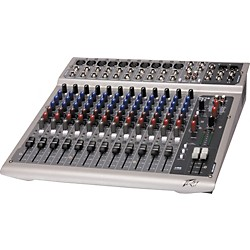 Peavey PV 14 USB 14-Channel Mixer with Digital Output and Effects (512780)