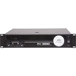 Peavey PV 3800 Power Amplifier (00513140)