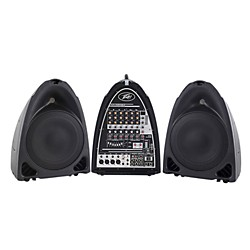 Peavey Pvi Portable 300W Compact PA System (3608460)
