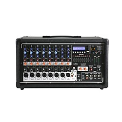 Peavey Pvi8500 8-Channel 400W Powered PA Head w/ Bluetooth and FX (03601860)