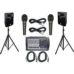 Peavey XR 8600D / PR 15 PA Package (XR8600DPR15)