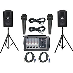 Peavey XR 8600D / PV115 PA Package (XR8600DPV115)