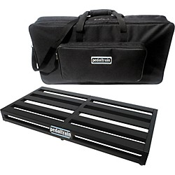 Pedaltrain PT-Pro Pedalboard with Softshell Gig Bag (PT-PRO-SC)