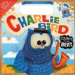 Penguin Books Baby Loves Jazz Charlie Bird Counts to the Beat book & CD (74-0843120868)