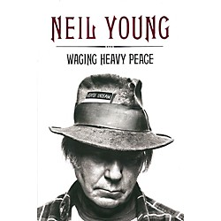 Penguin Books Neil Young - Waging Heavy Peace Hardcover Book (74-0399159466)