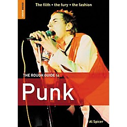 Penguin Books The Rough Guide To Punk Book (74-1843534738)