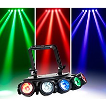 American DJ Penta Pix 5-head RGBW LED ACL Beam Fan Fixture with Pixel Mapping