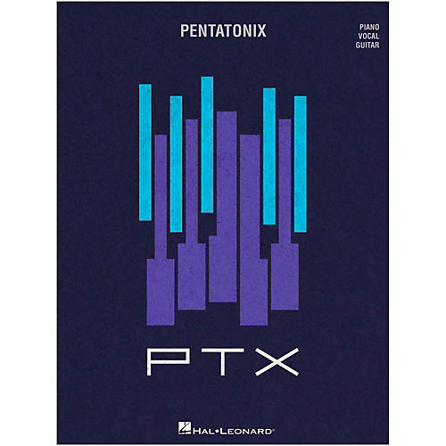 Hal Leonard Pentatonix  PTX, Volume 2 for Piano/Vocal/Guitar-thumbnail