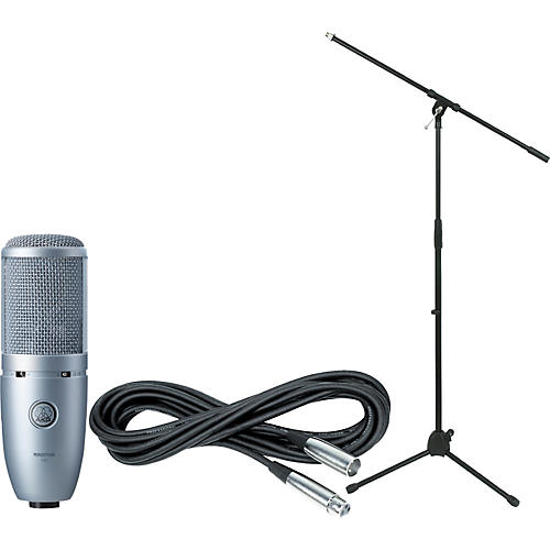 AKG Perception 120 Condenser Mic with Cable and Stand-thumbnail