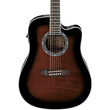 Ibanez Performance PF28ECE Dreadnought Cutaway Acoustic-Electric Guitar
