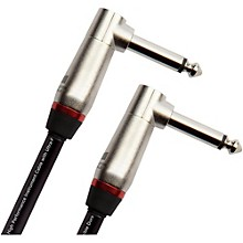 """Monster Cable Performer 600 1/4"""" Dual Angled Instrument Cable"""