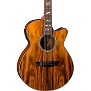 Dean Performer Cocobola Acoustic Electric Guitar
