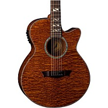 Dean Performer Quilt Mahogany Acoutic-Electric Guitar