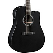 Martin Performing Artist Series 2016 DCPA5 Black Dreadnought Acoustic-Electric Guitar