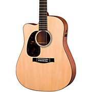Martin Performing Artist Series DCPA4 Dreadnought Left-Handed Acoustic-Electric Guitar