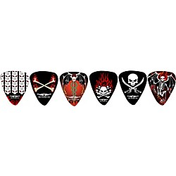 Perri's Guitar Picks - 12 Pack of Vulture Culture (LP12-VK1)