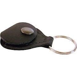 Perri's Leather Guitar Pick Key Chain (PICKKEY-232)