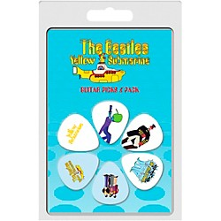 Perri's The Beatles - 6-Pack Guitar Picks (LP-TB5)