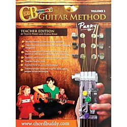 Perry's Music ChordBuddy Guitar Method Volume 1 Teacher Book with DVD (123872)