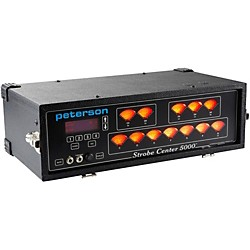 Peterson Strobe Center 5000-II Tuner (403475)