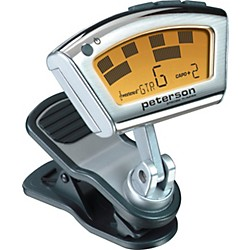 Peterson StroboClip SC-1 Clip-On Strobe Tuner (403857)