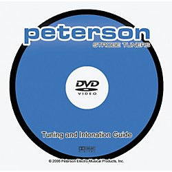 Peterson Tuning and Intonation (DVD) (403842)