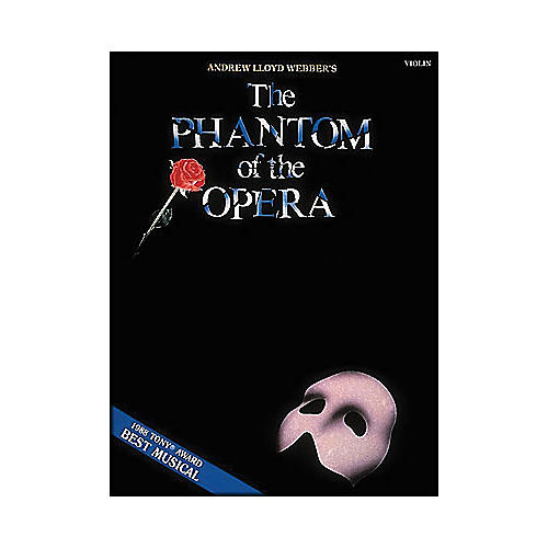 Hal Leonard Phantom Of The Opera for Violin