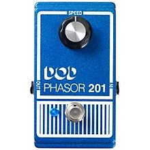 DOD Phasor 201 Analog Phaser/Pitch Shifter Guitar Effects Pedal