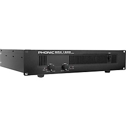 Phonic MAX 1600 Power Amplifier (MAX 1600)