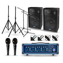 Phonic Phonic Powerpod 415R with S7 Series Speakers PA Package