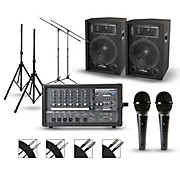Phonic Phonic Powerpod 620 Plus with S7 PA Package