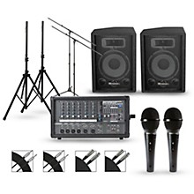 Phonic Phonic Powerpod 620 Plus with S7 Series Speakers PA Package
