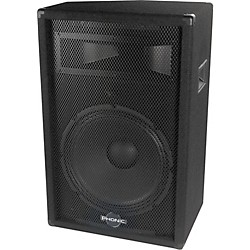 "Phonic S715 15"" 2-Way PA Speaker Cabinet (S715)"