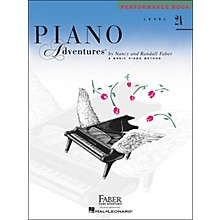 Faber Piano Adventures Piano Adventures Performance Book Level 2A