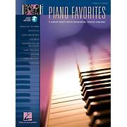 Hal Leonard Piano Favorites Volume 1 Book/CD 1 Piano 4 Hands