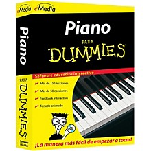 Emedia Piano Para Dummies [Boxed]