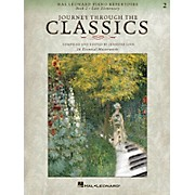 Hal Leonard Piano Repertoire Series - Journey Through The Classics Book 2 Late Elementary