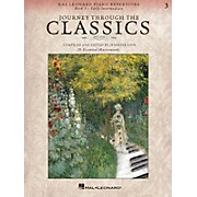 Hal Leonard Piano Repertoire Series - Journey Through The Classics Book 3 Early Intermediate