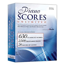 Emedia Piano Scores Unlimited (Win/Mac)
