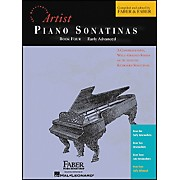 Faber Piano Adventures Piano Sonatinas Book 4 Early Advanced - Faber Piano