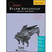 Faber Piano Adventures Piano Sonatinas Book 4 Early Advanced - Faber Piano