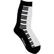 Foot Traffic Piano Women's Socks