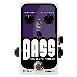 Pigtronix Bass Envelope Phaser Effects Pedal (BEP)