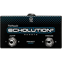Pigtronix Echolution 2 Remote Guitar Effects Pedal (E2R)