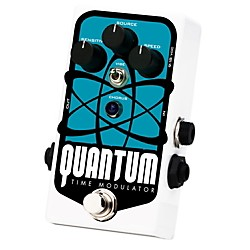 Pigtronix Quantum Time Modulator Guitar Effects Pedal (QTM)
